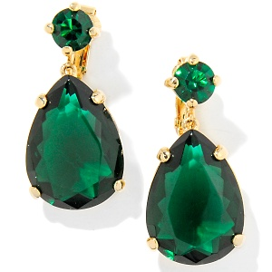 $30 Roberta Chiarella earrings from HSN
